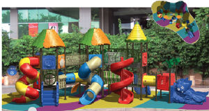 Amusement Park Playground Equipment/ Kindergarden Supply Park Toy (XPCB006A)