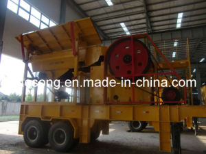 Stone, Limestone Mobile Crusher pictures & photos