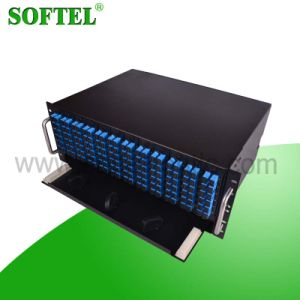 Rack Mounted 4u Fiber Optical 144core ODF pictures & photos