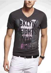 Customized Men′s T-Shirt - 18