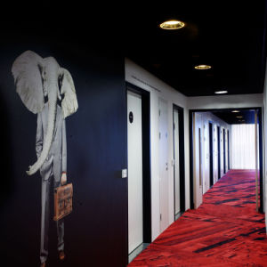 MDF Skirting Board/Wallboard for Hotel Project pictures & photos