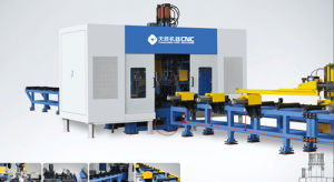 CNC Steel Structure Drilling Machine for H Beam (TSD300/9) pictures & photos
