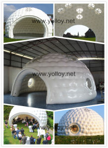 Air Dome Inflatable Golf Ball Sport Tent pictures & photos