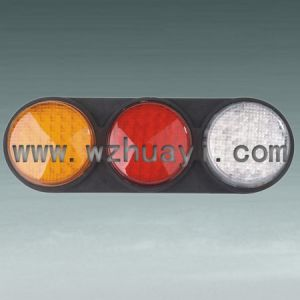 Auto Tail Lamp for Truck Trailer/Back Lamp (HY-AL015) pictures & photos