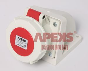 IP 67 Industrial Socket-Wall Mounted pictures & photos