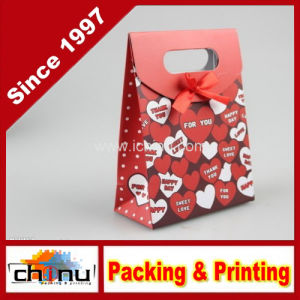OEM Customized Gift Paper Bag (3218) pictures & photos