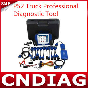 2014 Free Updating Xtool PS2 Truck Professional Diagnostic Tool PS2 Heavy Duty with Bluetooth