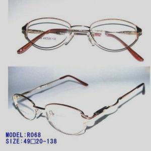 Metallic Optical Frames R068