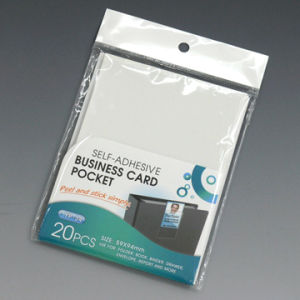 Self-Adhesive Pocket (YP-34-1) pictures & photos