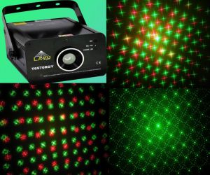 New RGY Laser Light for Club (T6570RGY)