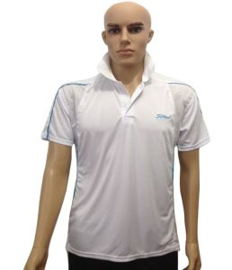 Custom Mne′s 100% Cotton Sport Uniform Fit Polo Shirt pictures & photos