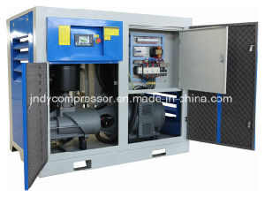 Belt Driven Rotary Screw Air Compressor pictures & photos
