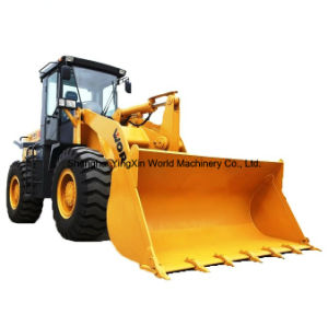 3 Ton Small Wheel Loader for Sale pictures & photos