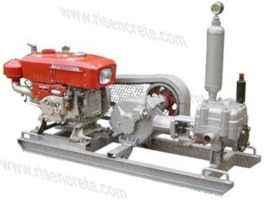 Risen Rg130/20 Mechanical Grouting Piston Pump pictures & photos