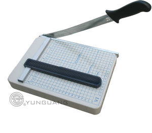 Guillotine Paper Trimmer (YG-BPS) pictures & photos