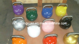 Colorful Competition Kettlebell pictures & photos