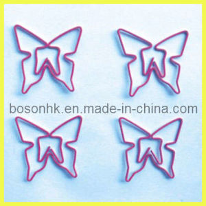 butterfly paper clips If you can make a loop with round nose pliers, you can make a butterfly bracelet all you need is a few paper clips for tools you'll need: cone nose pliers.