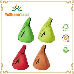 Sling Shoulder Polyester Triangle Shoulder Bag pictures & photos