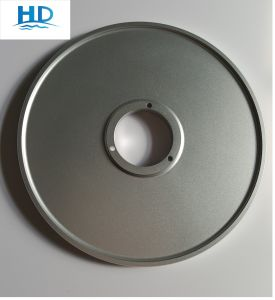 China Supply Sand Blasting Oxidized CNC Machining Kitchen Hardware Parts (Aluminum) pictures & photos