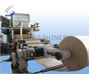 China High Quality Fire Retardant Paper Production Line pictures & photos