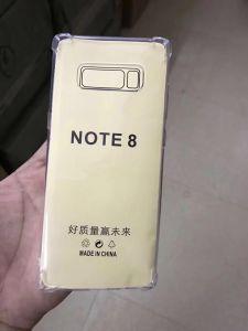 Note8 Anticrack Case