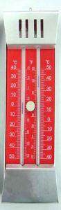 Maximum & Minimum Thermometer (FYZ-109)