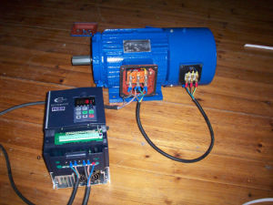 China 1hp 270hp inverter duty three phase ac motor china for Inverter for 3 phase motor