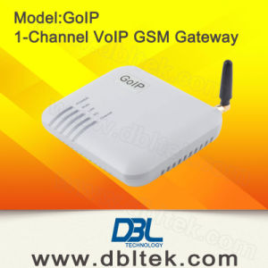 1 Channel GSM VoIP Gateway GoIP pictures & photos