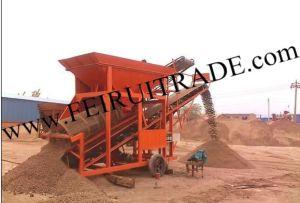 Feirui Brand Rotary Sand Screening Machine pictures & photos