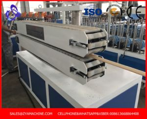 PPR Pipe Extrusion Line, PP-Rt Pipe Manufacturing Machine, PPR Pipe Plant pictures & photos