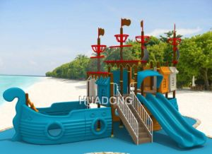 Outdoor playground (HD-096A) pictures & photos