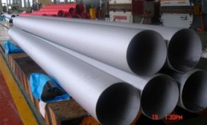 ASTM A312 Stainless Industrial Pipe pictures & photos