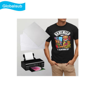 Sublimation A4 Inkjet Transfer Paper for Cotton Clothing pictures & photos