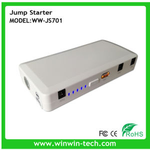 Slim Design 12000mAh High Quality Car Jump Starter