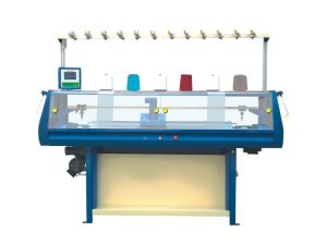 Single System Computer Knitting Machine (TSM-168) pictures & photos