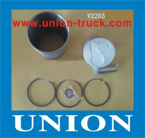Kubota Generator Parts V1902 Piston Kit pictures & photos