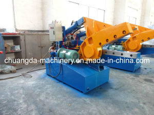 New Type Manual Alligator Shear Q08-63c pictures & photos