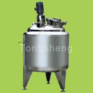 Sanitary High Shear Mixing Tank (CE APPROVED)
