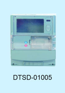 3 Phase Multi-Function Meter Case (DTSD 01005) pictures & photos