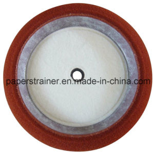 Foam Polishing Pad Maroon 230mm pictures & photos