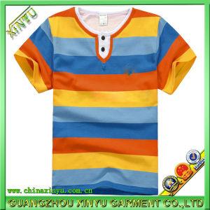 2016 Summer Fashion Cotton Childrens T Shirts pictures & photos