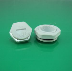 Plastic Circular End Plug Cap ,Pg Series, Nylon6, Waterproof, Dustproof, IP54, CE, RoHS