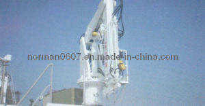 10t Working Loading Marine Knuckle Boom Crane pictures & photos