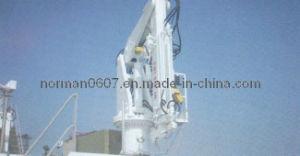 10t Working Loading Marine Knuckle Boom Crane