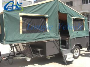 Front Folding Travel Trailer pictures & photos