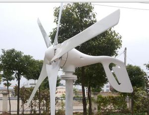 Home Use 400W Horizontal Axis Wind Turbine (wind turbine 100W-20KW) pictures & photos