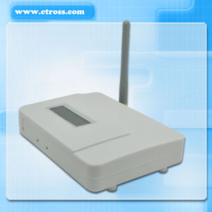 GSM FWT Fixed Wireless Terminal Etross-8818 GSM Gateway with LCD, Support SMS to Control The Switch pictures & photos