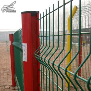 3D High Security Railway Fence pictures & photos