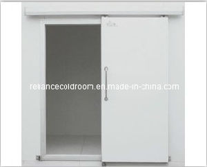 Cold Room Sliding Door with Electrical Heater Defrost Frame pictures & photos