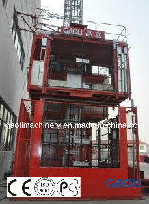Best Selling CE Approved Construction \ Building Hoist with Competitive Price pictures & photos